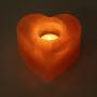 * ~ Salzkristall Lampe Herz