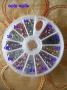 Straßrad - Tropfenform - 1800 Steine - 12 Farben