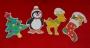 Feile * Xmas * Weihnachtliche Motive