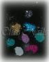Glitterstäube * Galaxy * von Cute Nails * 5g