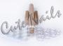 Drehstabauflage für Nail Art Ringe