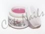 15 ml Aufbaugel rosè transparent - Modellage Gel mittelviskos