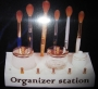 Pinselhalter - Organisationsstation