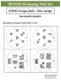 Stamping-Schablone m68 und m69 von KONAD