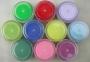 Acryl Farbpuder 10g - atemberaubende Farben -