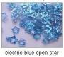 Funkelnde Sterne * Electric Blue *