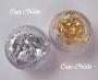 Blattgold * Gold und Silver * Blattsilber * Foil * Folie