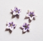 3D Fimo | Rhinestone Flower