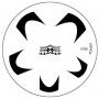 Stamping-Schablone m86 KONAD