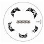 Stamping-Schablone m88 KONAD