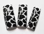 Airbrush Tips - schwarz weiss crackle