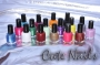 * ~ 10 ml Stampinglack | 17 Farben | Cute Nails ~ *