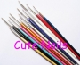 12 Nail Art Pinsel - Brush Set - fein