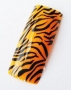 20 Tips French TIGER LEO LOOK Orange AIRBRUSH