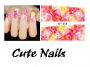 3D FLOWER Sticker ONE STROKE Blumen 1418