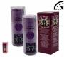 7e Chakra - Duftkerze mit ätherischen Ölen