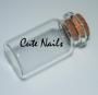 Bottles | BIG leer | kleine Fläschchen KORK Verschluß