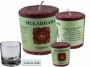 Chakra Duft-Kerze - Kraft - mit ätherischen Ölen