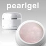 Farbgel Pearl Rose | Versiegelungsgel Diamond Dust