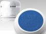 Farbgel Schimmer Effekt BLAU METALLIC Glimmer 41