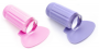 * ~ Jelly Stempel und Scraper BIG pink