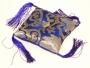 Kissen für Klang-Schale blau