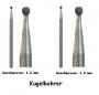 Kugelbohrer - Hartmetallfräser