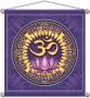 Meditations-Wandschmuck - Om Namo Shiva