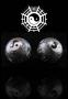 Qi Gong Kugeln Yin Yang / Tai Chi grau 35 mm