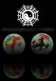 Qi Gong Kugeln Drache & Phönix 35 mm