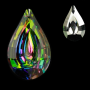 * ~ Regenbogen Kristall Bindi multicolor - FENG SHUI