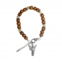 Armband Erzengel Uriel - Citrin - Friedensengel