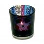* ~ Kerzenhalter Pentagramm - zu deinem Schutz  ~ *